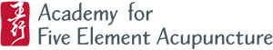 Academy for FIve Element Acupuncture Retina Logo